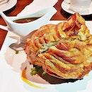 Schweinshaxe / Roasted Pork Knuckle (SGD $48) @ Stuttgart Blackforest Boutique S-Café.