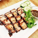 Signature Char Siew (SGD $18 for 200g) @ One Bowl Restaurant & Bar.