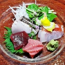 Seasonal Sashimi @ Mai By Dashi Master Marusaya.