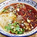 Signature Beef La Mian Noodles (SGD $8.60 / $11.90) @ Nuodle.