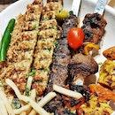 Mixed Grill (SGD $49.50) @ Tabbouleh Restaurant.
