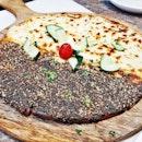 Manakish Za'atar & Cheese (SGD $15.90) @ Tabbouleh Restaurant.