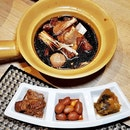 Malaysian Herbal Bak Kut Teh Platter @ Lime Restaurant.