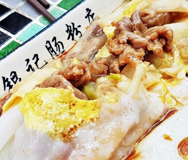 Beef Egg Roll (SGD $7.50) @ Yin Ji.