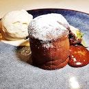 Molten Chocolate Cake (SGD $14.90) @ Rubato.