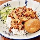 Lu Rou Fan / Braised Pork Rice (SGD $7.90) @ Fong Sheng Hao.