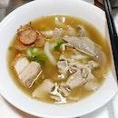 Delicious Thai Style Kway Chap $5 @yaowaratthaikwaychap in Kovan.