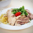 I had a cravings for poached goose from Taiwan.
