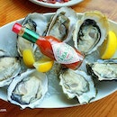 Fresh Shucked Oyster from Taylor Shellfish Farms (USA).