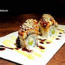 Unagi Maki ($17) is a good choice for sharing @ikura_sg.