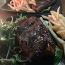 Grilled Sirloin Steak ($29)