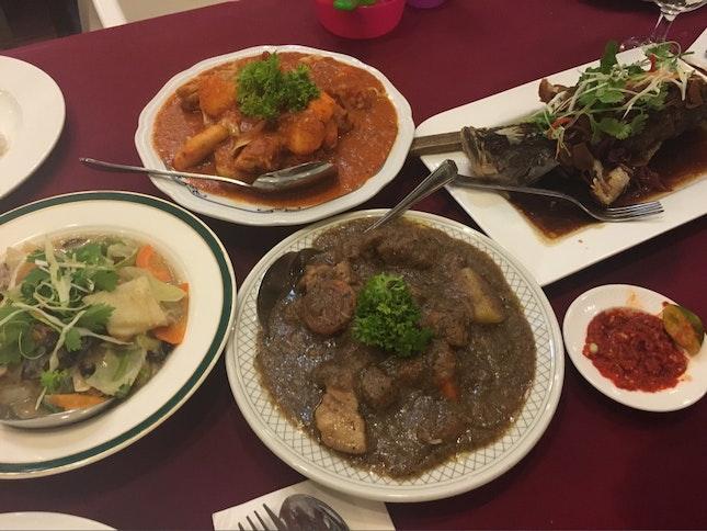 Quentins the eurasian restaurant singapore burpple eurasian forumfinder Choice Image