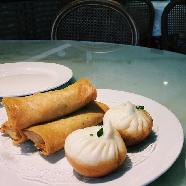 Shanghainese Dim Sum
