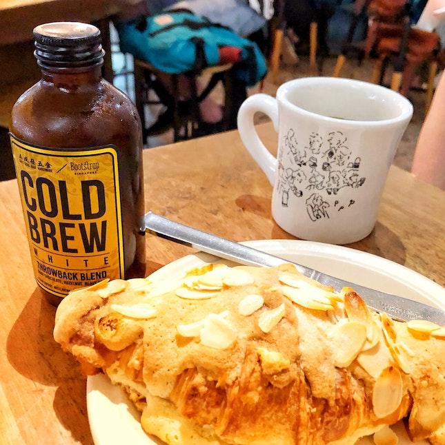 Cold Brew White Coffee