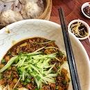 Zhájiàng Noodles (炸醬麵)