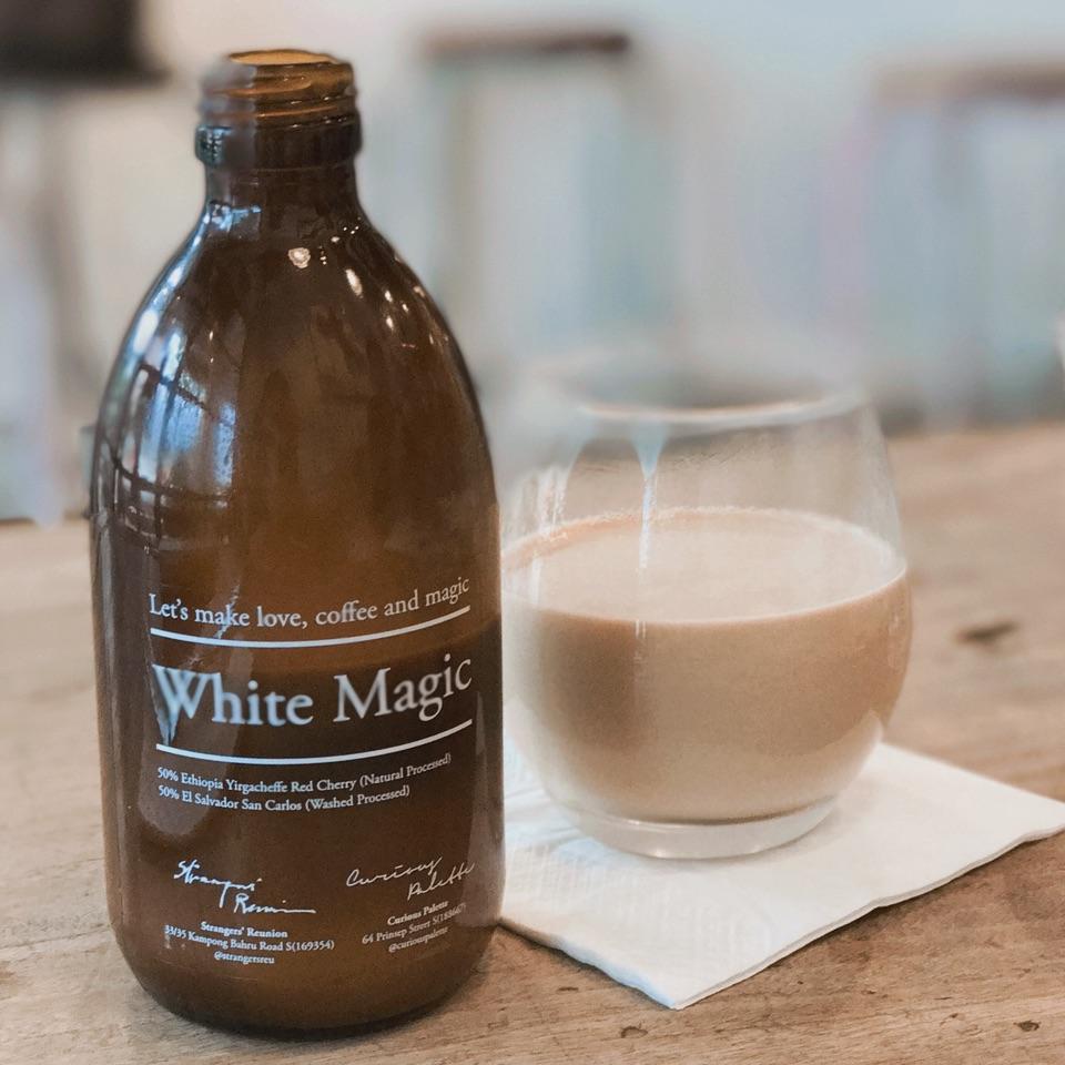 White Magic • S$6.90