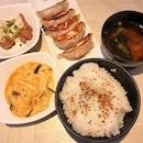 Gyoza Set Meal | $13.90++