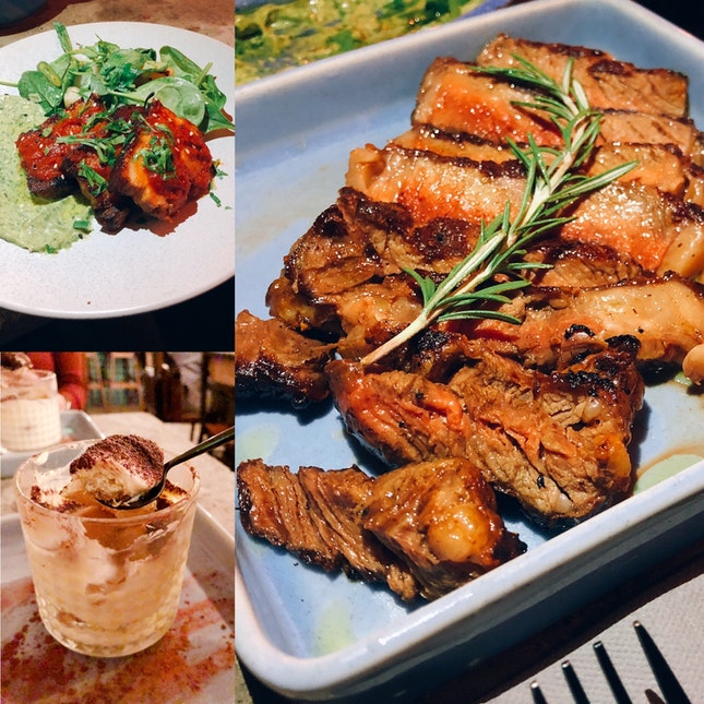 3-Course Set Meal | ~$49++