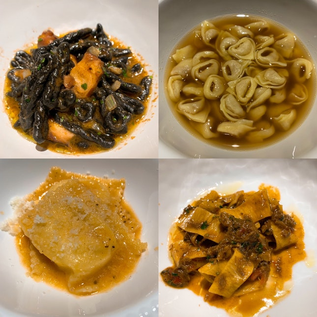 6-Course Dinner | $90