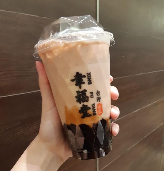 Xin Fu Tang: Brown Sugar Boba Milk Tea