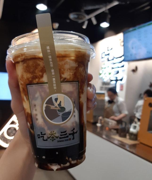 Chi Cha San Chen: Brown Sugar Bubble