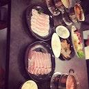#shabu #shabu #japan #food #foodporn #foodstagram #instafood #awesome #malaysia #best #shiok #dinner #loads @bryananylim @samjustwannafu