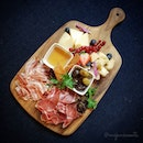 🌟 [NEW MENU] Tagliere Misto (S$31.90) 🌟  This antipasto consists of a mouthwatering selection of artisanal cured meats and cheeses with olives, pickles and homemade foccacia bread that will whet your appetite for the main course.