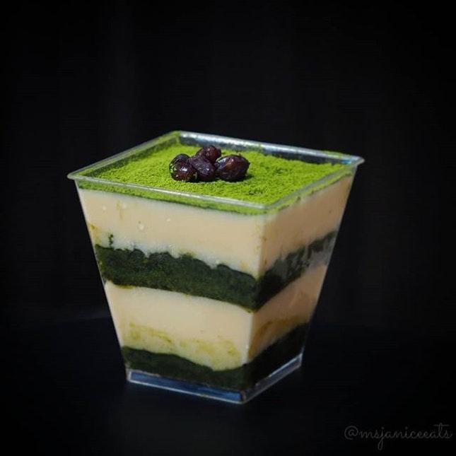 ⭐ Nana's Green Tea ~ Matcha Tiramisu ⭐  Live out all your matcha fantasies at Nana's Green Tea!