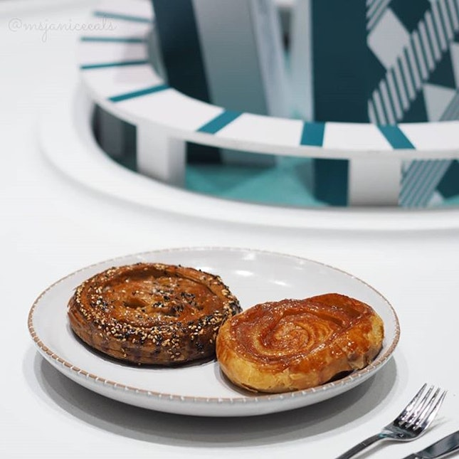 """⭐ Tiong Bahru Bakery ~ Brand-New Sixth Outlet at Funan ⭐  It is """"hi-tech meets lo-fi, and the neighbourhood comes alive"""" at Tiong Bahru Bakery Funan."""