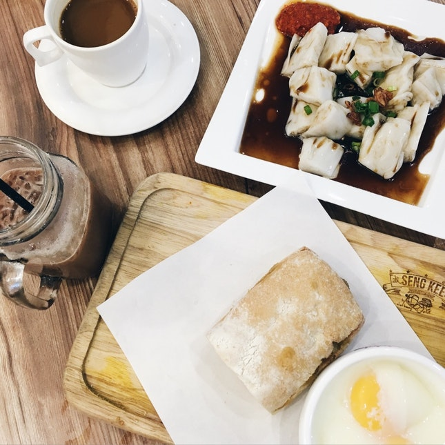 Seng Kee The Black Seed By Chef Benny Bugis Junction Reviews Singapore Burpple