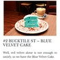 Bucktile St. Cafe
