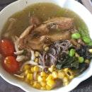 Chicken Soup Is Strange?