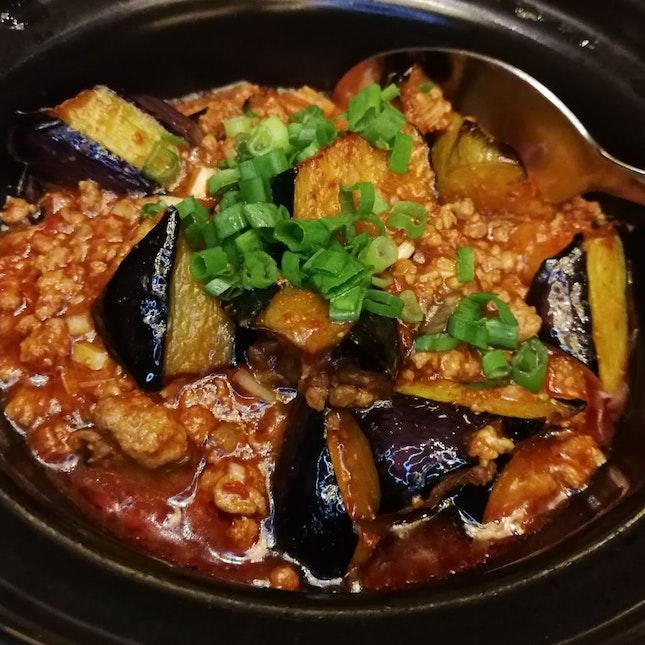 Lil Spicy Veggie Dish