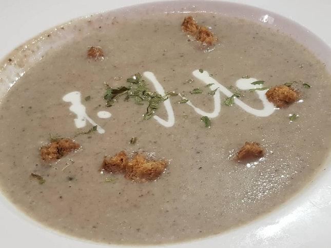 A Decent Bowl of Soup