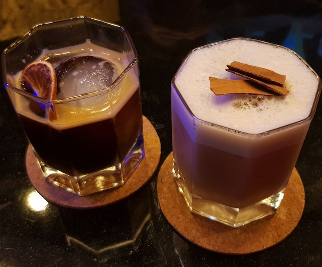 Unique Caffeinated Twists to Cocktails