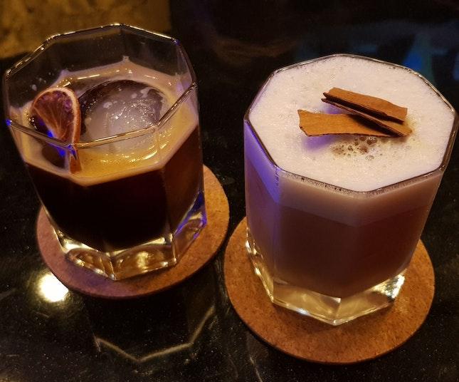 Unique Caffeinated Twists to Cocktails