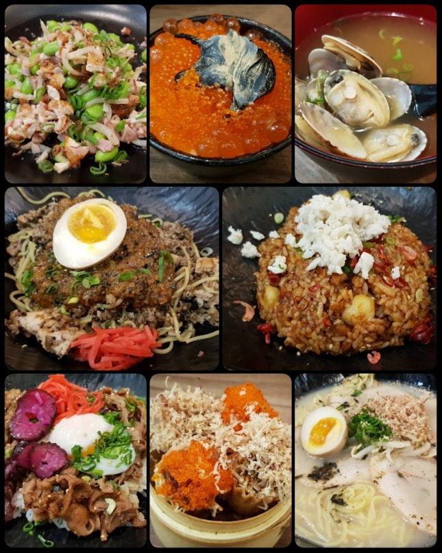 Unique Jap-Peranakan Fusion Food