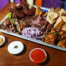 Platter for 2 with Variety