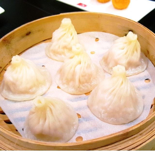 Tian Bao Small Pau With Pork