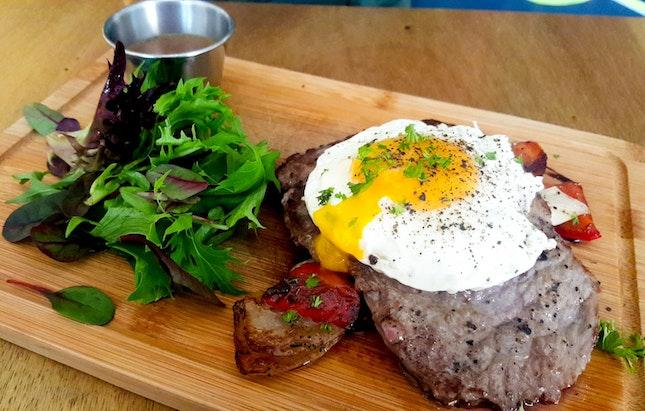 Bullseye Steak ($21.90)