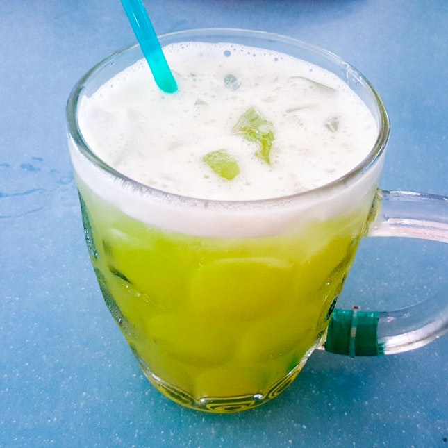 Sugar Cane Juice ($1.20)