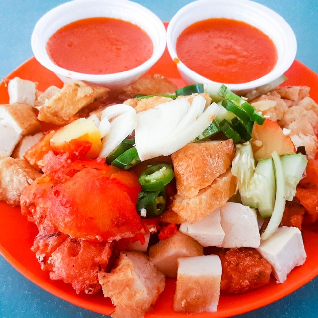 Indian Rojak (from $0.80 per piece)