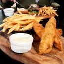 Fish & Chips ($20)