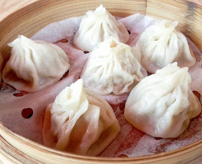 Shanghai Xiao Long Bao ($4)