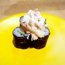 Kani Salad Fuji Maki ($1.60)