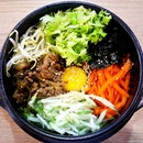 Hot Stone Bibimbap ($5.90)