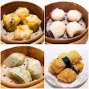 Dim Sum Affair at Min Jiang