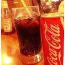 Relaxing With My Coke...