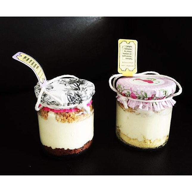 Cake In A Jar ($6.50)