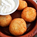 These croquettes are really authentic.